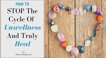 stop the cycle of unwellness and disease