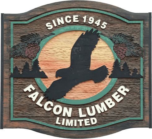 Falcon Lumber Logo