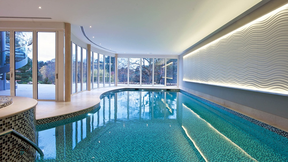 Indoor Swimming Pool Design & Construction