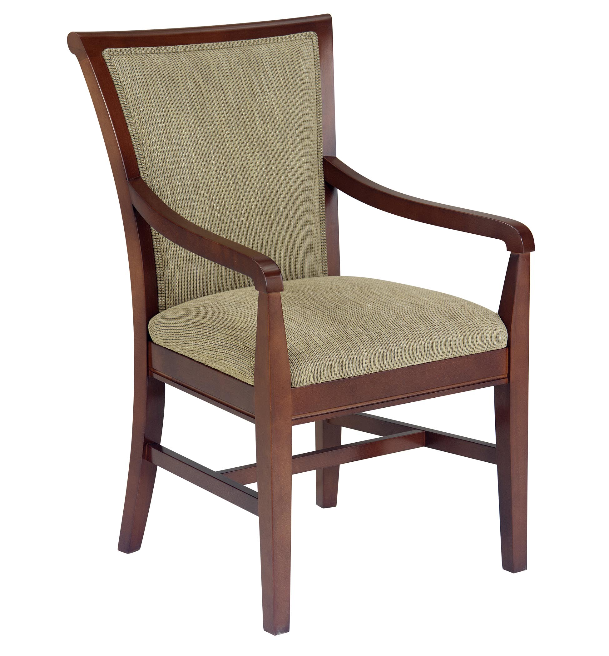 Wooden Arm Chair Lg1067 1 Wood Arm Chair