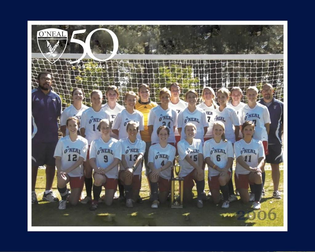 2006 Girls State Champions