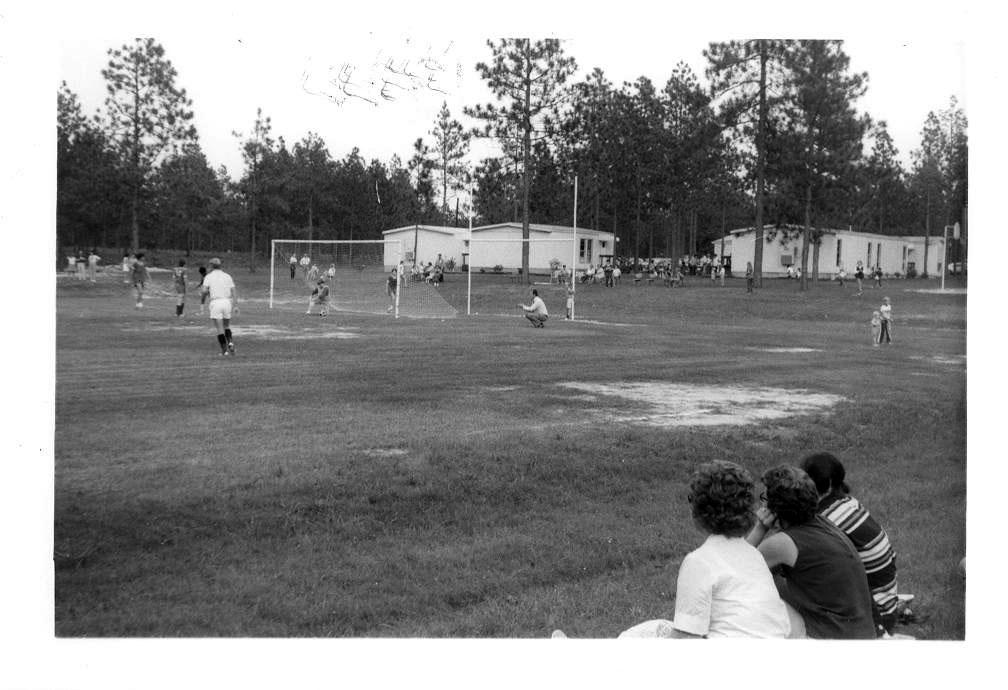 Soccer at O'Neal in 1972