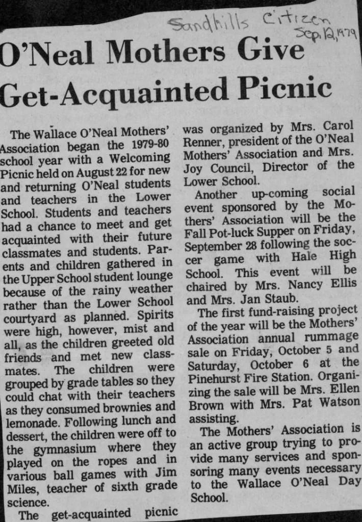 Picnic 1979