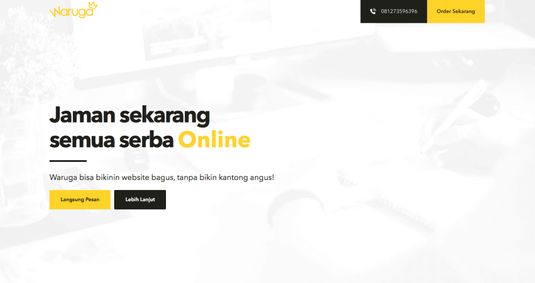 Waruga New Site