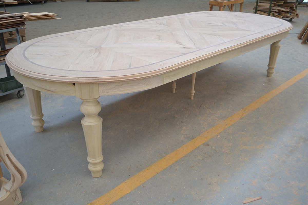 Tavoli in legno  FalegnameriaArtigianale