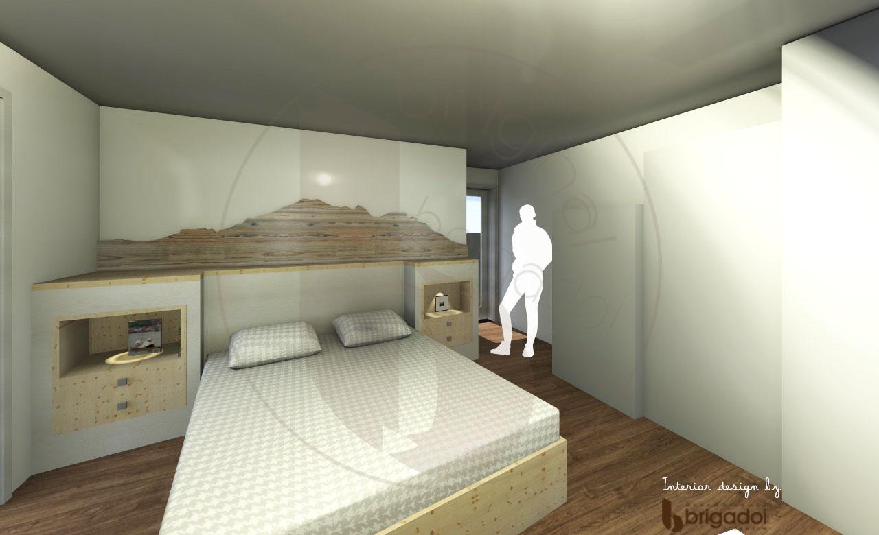 interior design render progettazione arredamenti brigadoi val di fiemme