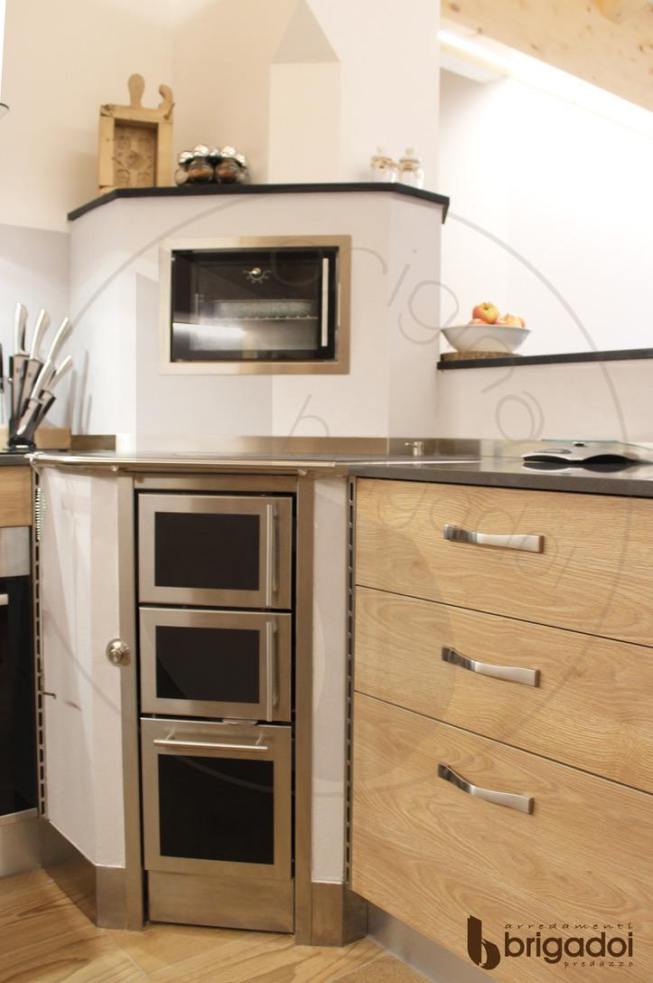 cucina arredamenti falegnameria brigadoi val di fiemme trentino predazzo legno trentino