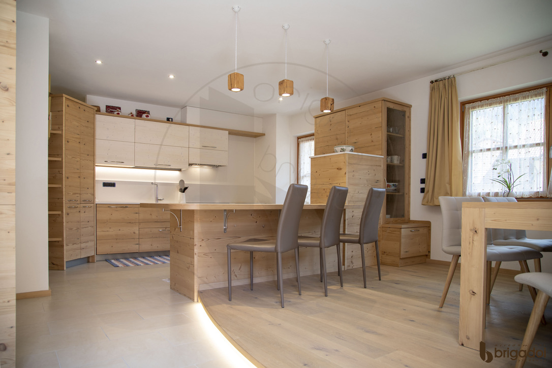 arredamenti val di fiemme legno trentino casa brigadoi falegnameria design casa
