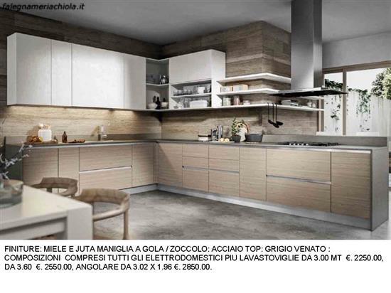 Cucine Moderne Con Mensole.Cucine Moderne Con Mensole