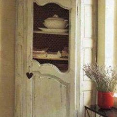 Kitchen Sideboard Cabinet Hardwood Floor Provençal Style Fittings And Furniture - Florence