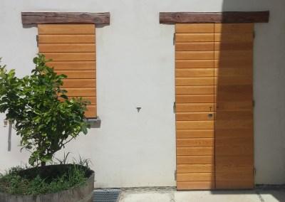 Scuri porte e finestre