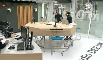 RADIO DEEJAY - BANCO DJ IN ROVERE