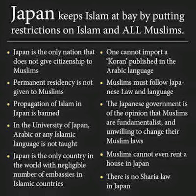 JapanOnMuslims