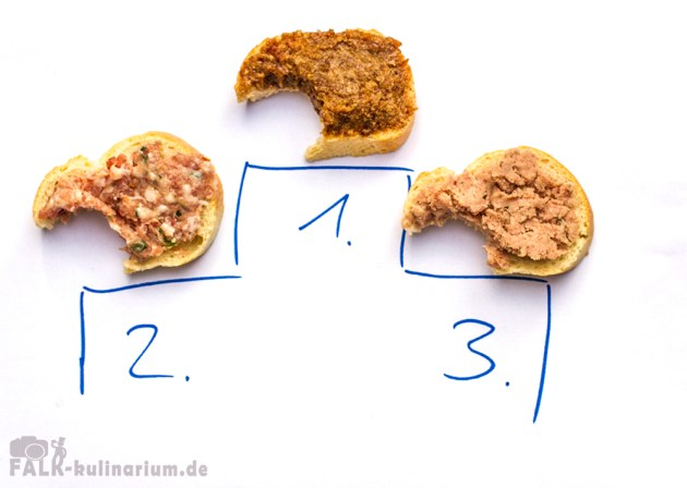 Bacon Jam Speck Marmelade vs Verhackert vs. Ofenspeck