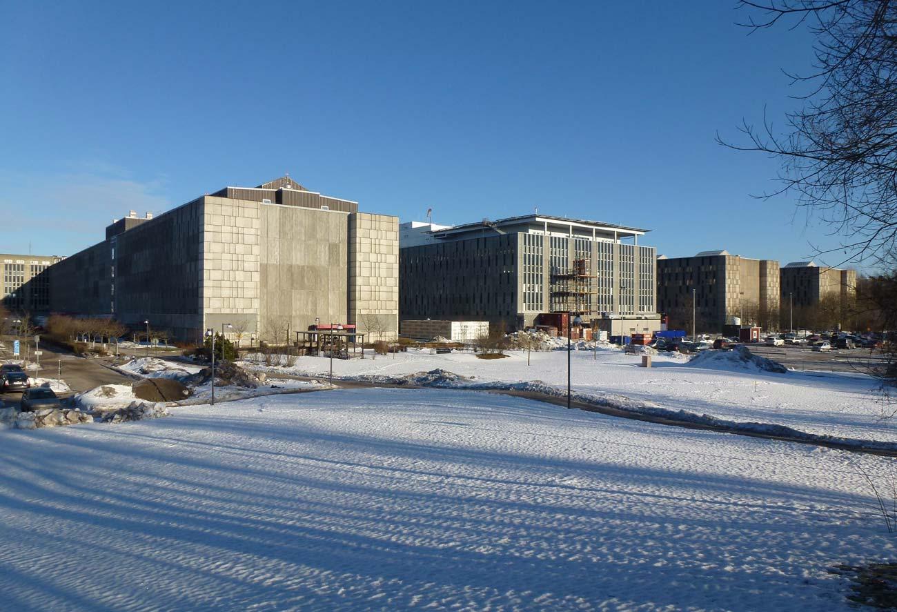 Locum - HS, Karolinska Universitetssjukhuset i Huddinge