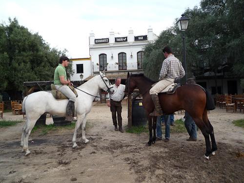 Hotell Toruno i El Rocio