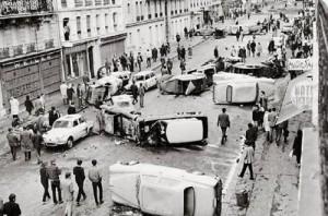 pariser mai 1968