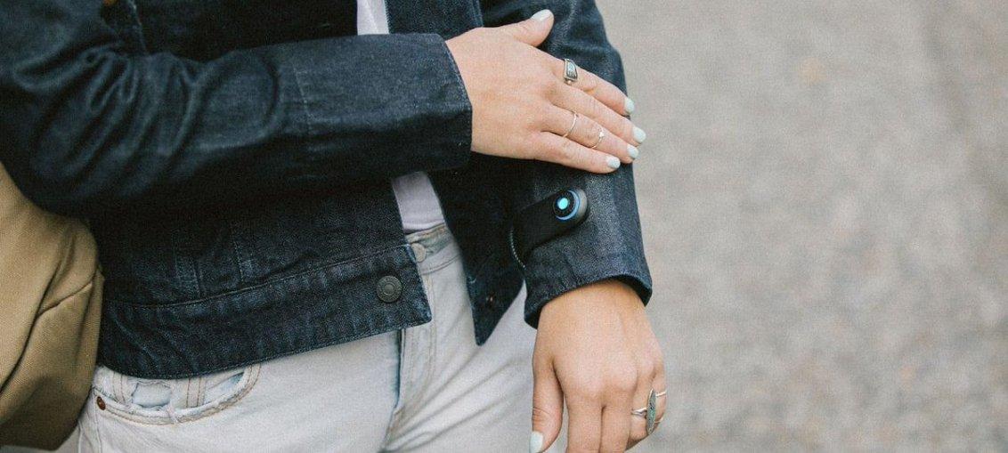 Levis and Google Commuter Denim Jacket