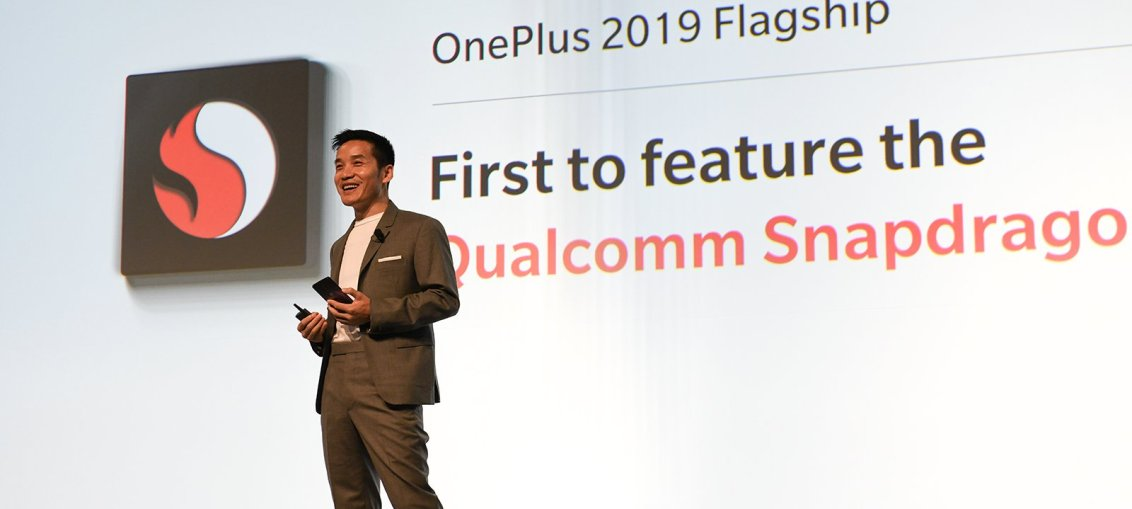 One Plus CEO at Qualcomm Tech Summit