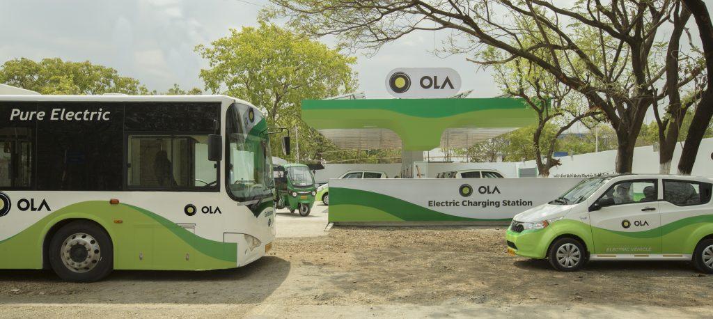Ola Electric Station