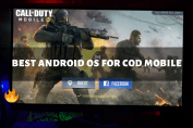 Best android OS for Call of duty Mobile