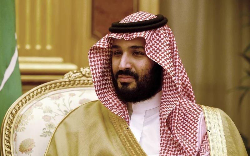 Crown Prince of Saudi Arabia Mohammed bin Salman al-Saud