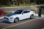All-electric Ford Mustang Lithium