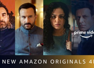 New Originals Series coming on Amazon Prime Video