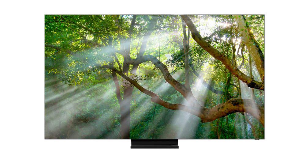 Samsung Q950 QLED 8K TV