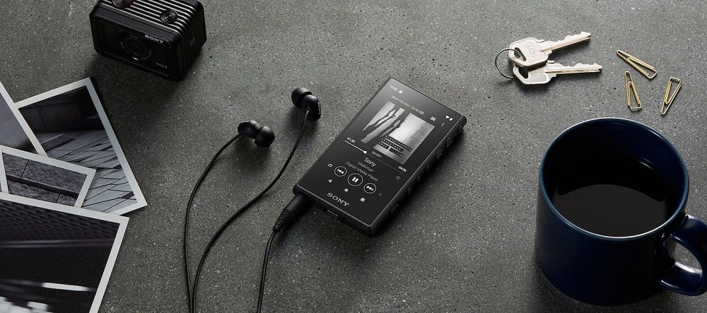 Sony NW-A105 Walkman