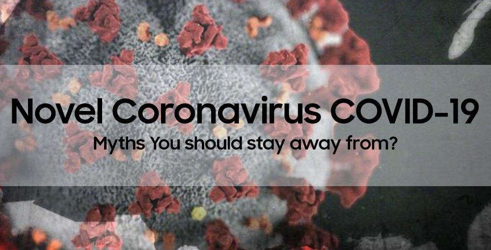 Novel Coronavirus COVID19 Myth Busters by WHO