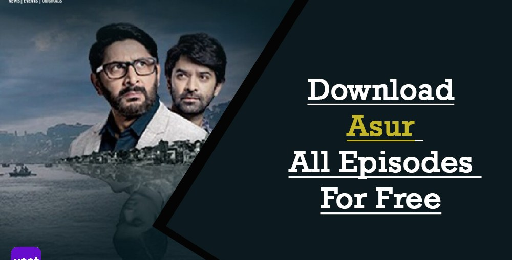 Download-Asur-Web-series-For-Free