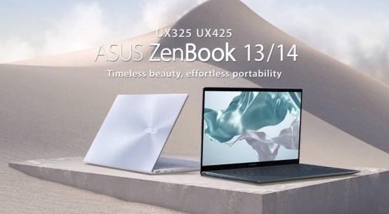 Asus Zenbook 13 and Asus Zenbook 14