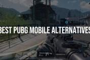 Best PUBG Mobile Alternatives