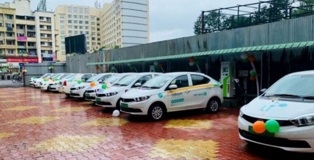Uber to add over 1000 electric vehicles in India