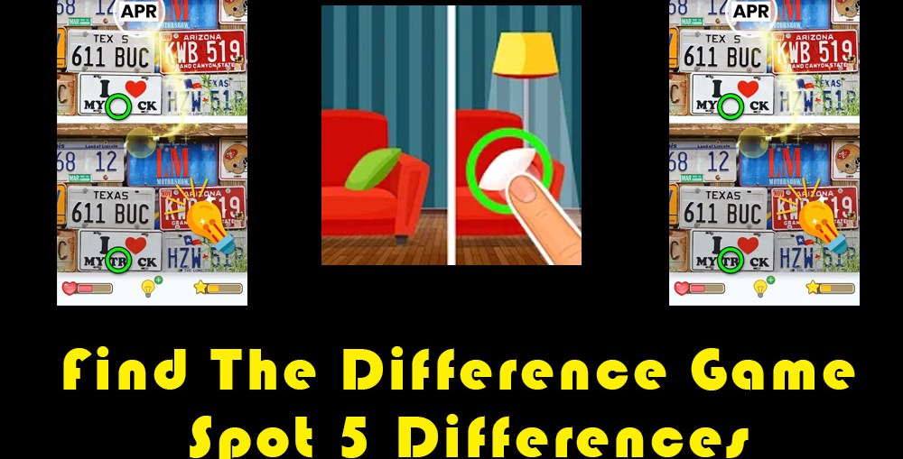 Title: Find the Differences Android Games - Top 300 Levels 100% free