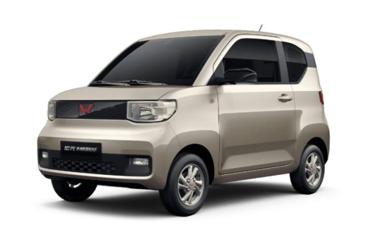 Wuling's Hong Guang Mini EV