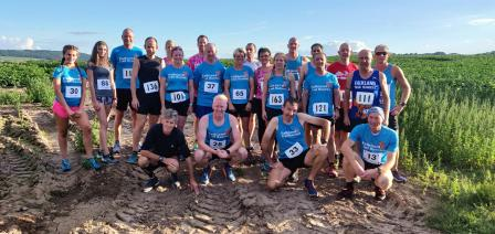 Balmullo Trail Race 2018