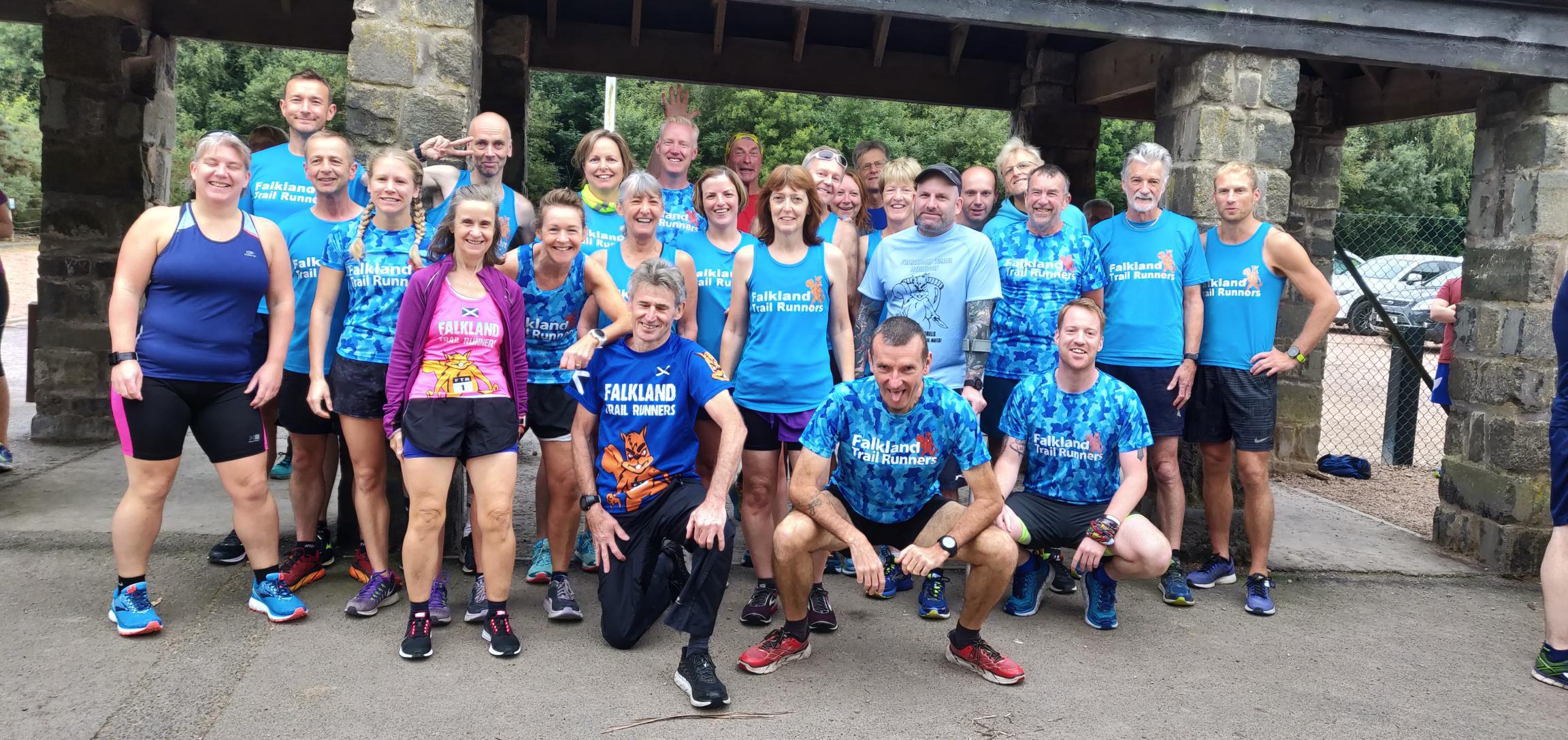 Club Championship Falkland Trail Runners