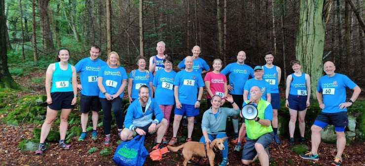 Falkland Hill Trail Race 2021