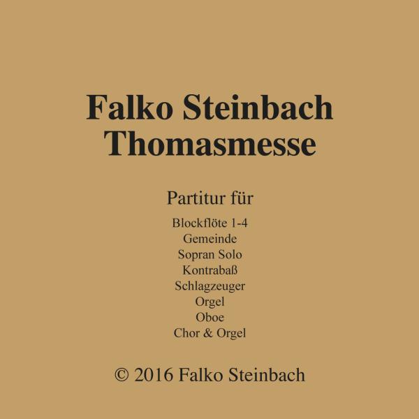 thomasmesse-partitur