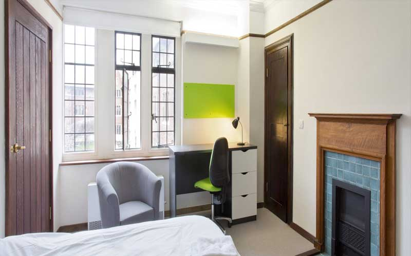 Student accommodation fit out