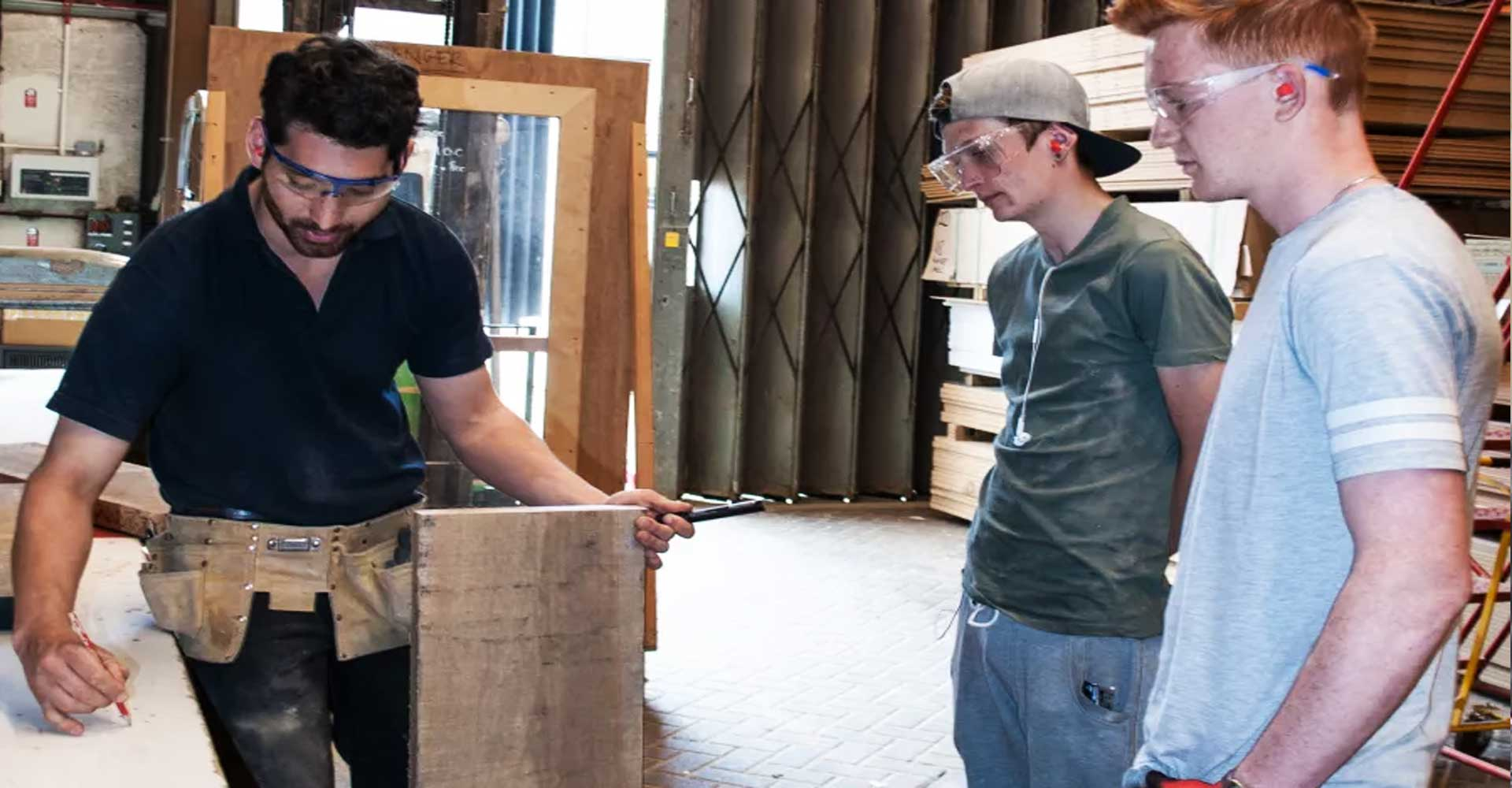teaching-woodworking-in-the-wood-shed