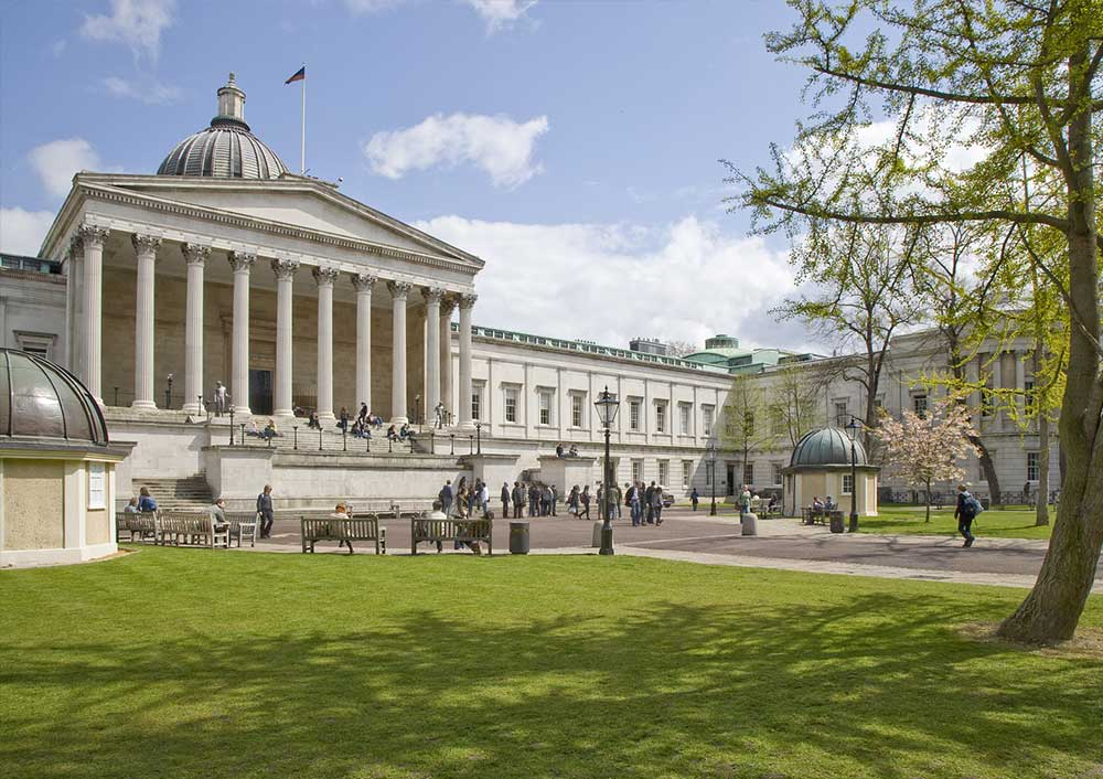 university college London refurbishment