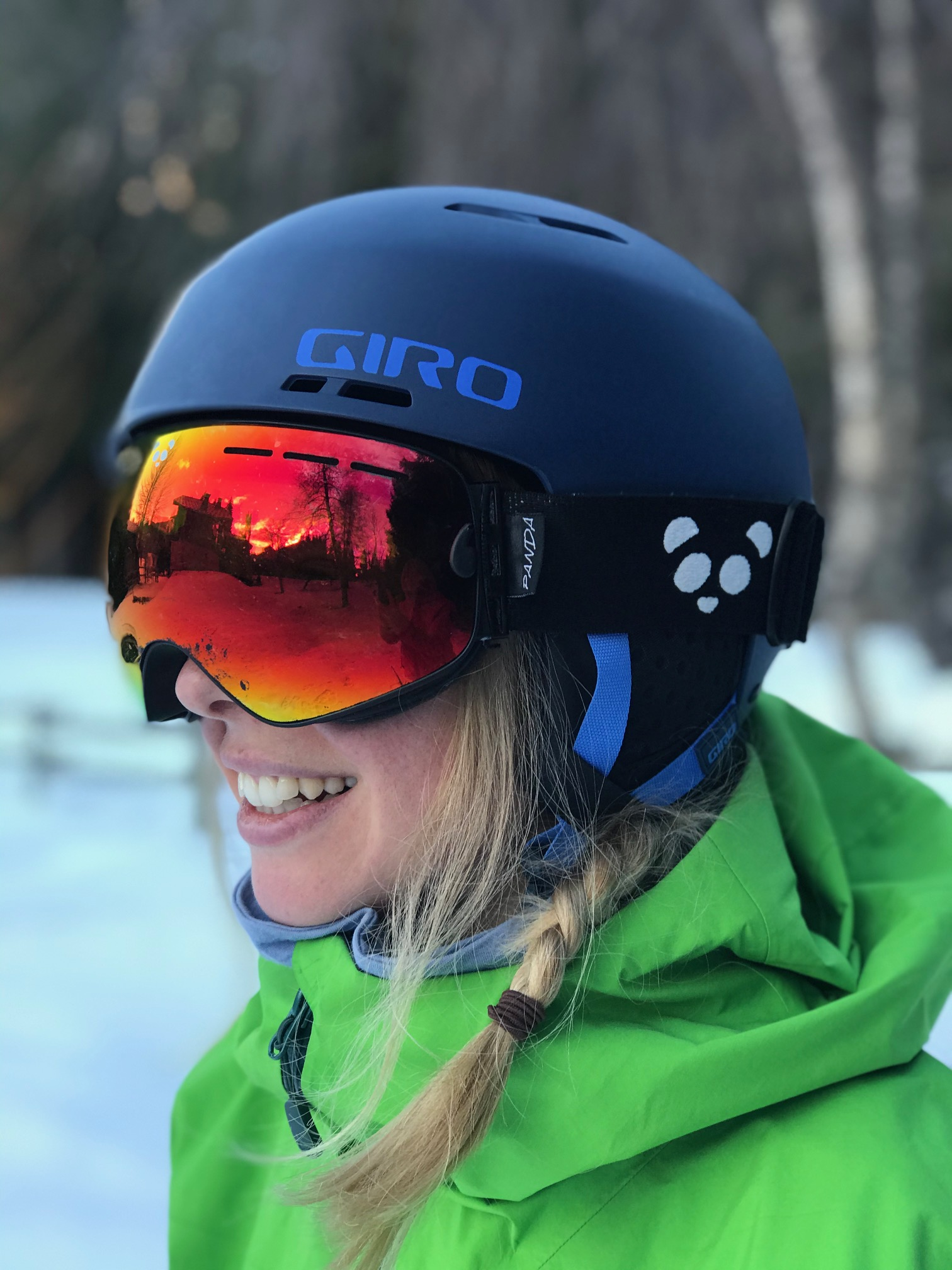 Goggles Under Helmet : goggles, under, helmet, TRIED, TESTED:, EMERGE, HELMET, Fall-Line, Skiing