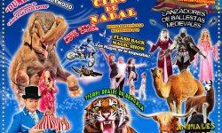 """""""CIRC DE NADAL & LOS PAYASOS DE LA TELE"""" Excursión al circo el sábado 7 de diciembre. A las 10 de la mañana en el Casal. A las 11 de la mañana en la puerta principal del circo. Nou campanar Avd. Maestro Rodrigo - Zona Hipercor. Precio por persona 6€. (Por motivos de cambios según agrupación de fallas, ABONARLO ENTRE HOY Y MAÑANA) Yo estaré en el Casal para cobrarlo."""