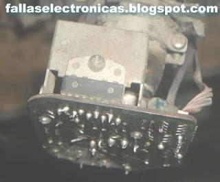 circuito integrado de color