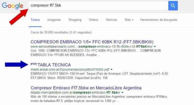 comprensor ff7.5bk