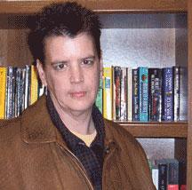 Cynthia Ozimek & lots of books