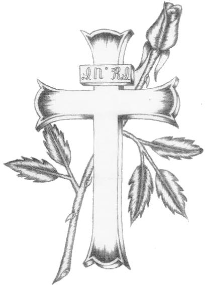 rose & cross